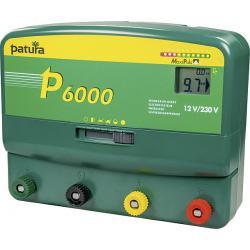 Weidezaungerät P6000 MaxiPlus