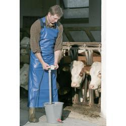 Melk- und Waschschürze