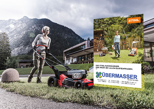 Stihl Gartentechnik